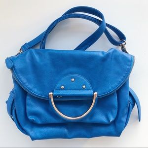 Urban outfitters ecote cobalt blue bag